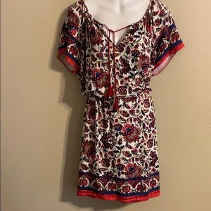 Lucky Brand boho dress size XL